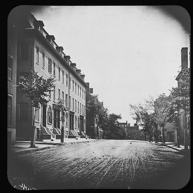 High Street About 1890