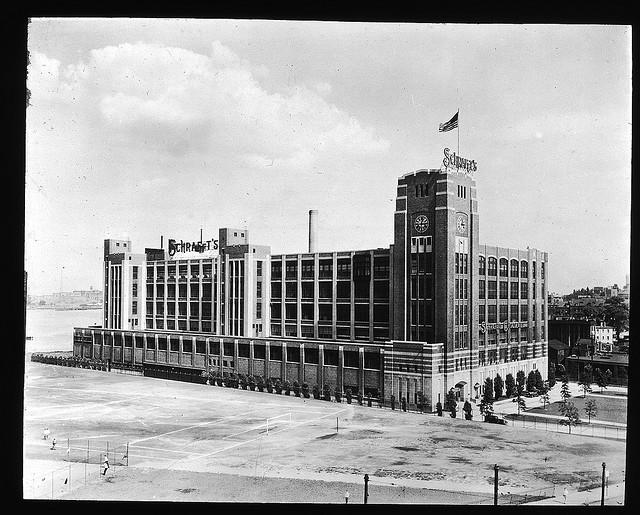 Schraffts Factory