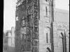 St. Mary's Church Under Repair