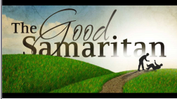 Path of the Good Samaritan
