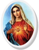 Immaculate heart of Mary image and link